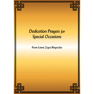 Dedication Prayers for Special Occasions PDF