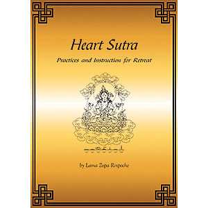 Heart Sutra Practices and Instruction for Retreat PDF