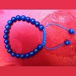 Lapis Lazuli Wrist Mala