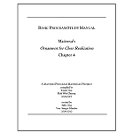 Basic Program Study Manual for Chapter 4 of Ornament for Clear Realization - PDF