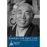 Dharma For Daily Life PDF