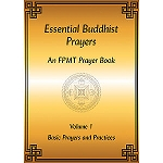 Essential Buddhist Prayers Vol. I  eBook