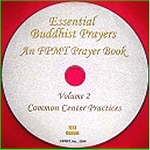 Essential Buddhist Prayers Volume 2 - CD ROM Download