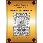 A Short Practice of Green Tara PDF