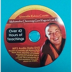 Mahamudra Chenrezig Guru Yoga & Lam Rim by Venerable Robina Courtin - MP3 CD