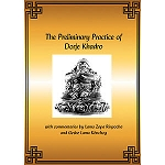 Dorje Khadro - The Preliminary Practice of Dorje Khadro  eBook