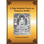 A Daily Meditation on Shakyamuni Buddha PDF