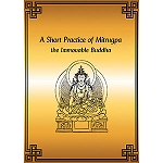 A Short Practice of Mitrugpa, The Immovable Buddha PDF