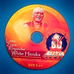 White Heruka Teaching - DVD