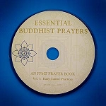 Essential Buddhist Prayers Volume 3 CD ROM