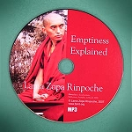 Emptiness Explained - DVD or MP3