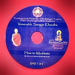 How to Meditate DVD