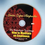 How to Meditate on Emptiness MP3 CD