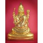 Lama Thubten Yeshe Statue