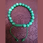 Jade Wrist Mala  