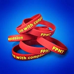 Live with Compassion Wristbands