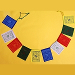 Mini Wind Horse Prayer Flags