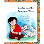 Zangpo and the Turquoise Horn