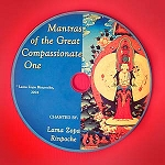 Mantras of the Great Compassionate One - CD