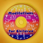 Meditations for Children  CD