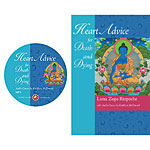 Heart Advice for Death and Dying - Hard Copy