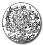 Statues and Stupas: Mandala Wheels for Filling Statues and Stupas eBook