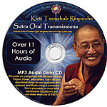 Sutra Oral Transmissions MP3 CD