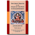Lamrim Chenmo: The Great Treatise on the Stages of the Path to Enlightenment. Vol. 1