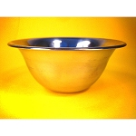 Offering Bowls - Stainless Steel (Seconds) large