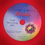 Rituals and Realizations MP3 CD