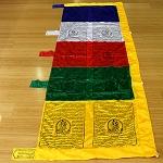 Tara Pole Prayer Flag