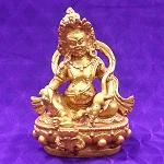 Dzambhala Statue