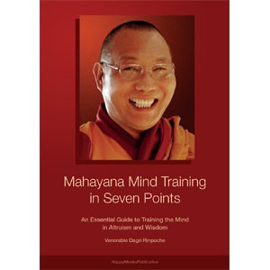 Mahayana Mind Training in Seven Points eBook