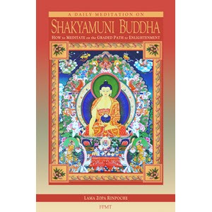 A Daily Meditation on Shakyamuni Buddha