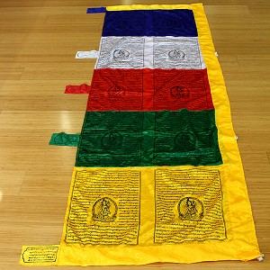 Tara Pole Prayer Flag