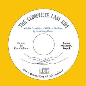 The Complete Lam Rim - MP3 Download
