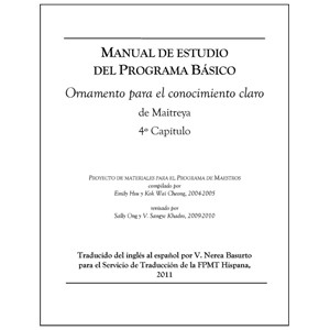 Manual Ornamento, 4to. cap. Programa b�sico - PDF