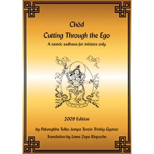 Chod: Cutting Through the Ego PDF