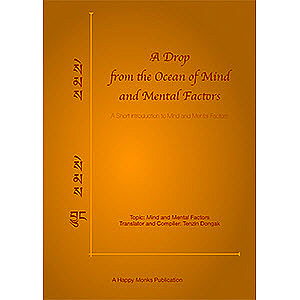 A Drop from the Ocean of Mind and Mental Factors PDF