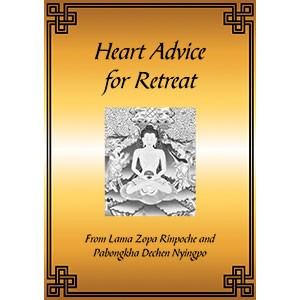 Heart Advice for Retreat PDF