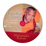Mahamudra Retreat with Lama Zopa Rinpoche, for initiates - DVD