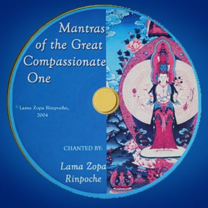 Mantras of the Great Compassionate One - MP3 Download