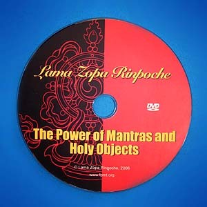 Power of Mantras and Holy Objects DVD