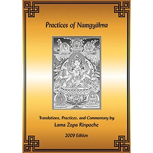 Namgyalma - Practices of Namgyalma eBook