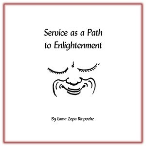 Service as a Path to Enlightenment PDF