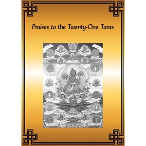 Tara Praises to the Twenty-One Taras PDF