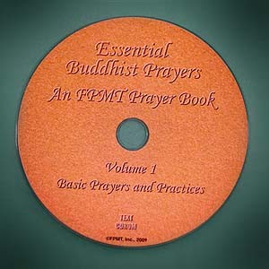 Essential Buddhist Prayers Volume 1 CD ROM