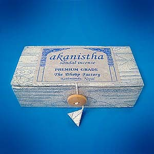 Akanishta Incense