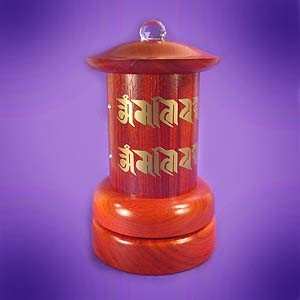 Mani Prayer Wheels - Table Top