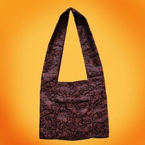 Buddhist Monk Style Shoulder Bag